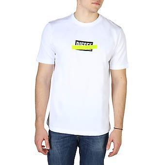 Diesel Original Men Printemps/Été T-Shirt - Couleur Blanche 55210