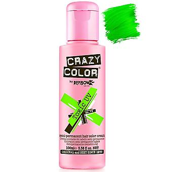 Crazy Color Toxic UV Semi-Permanent Hair Dye