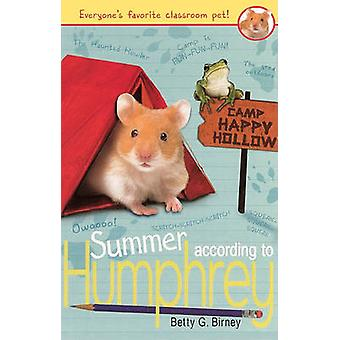 Summer According to Humphrey by Betty G Birney - 9780606153546 Book