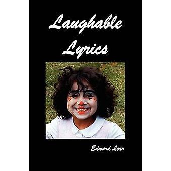 Laughable Lyrics by Lear & Edward