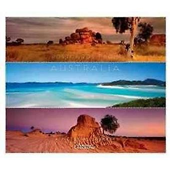 Postcards from Australia - A Pictorial Journey by Australian Geographi