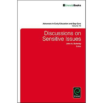 Discussions on Sensitive Issues by John Sutterby - 9781785602931 Book