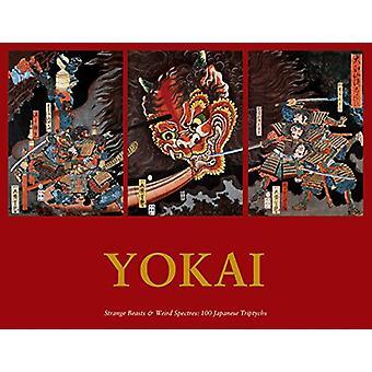 Yokai - Strange Beasts and Wild Spectres - 100 Japanese Triptychs by Ri