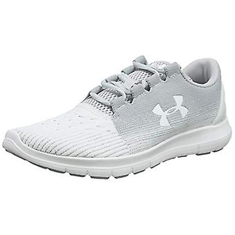 Under Armour Men's Remix 2.0 Sneaker, Halo Gray (101)/White, 11