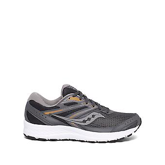 Saucony Men's Cohesion 13 Running Shoes Dark