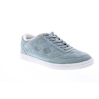 British Knights Quilts  Mens Blue Suede Lifestyle Sneakers Shoes