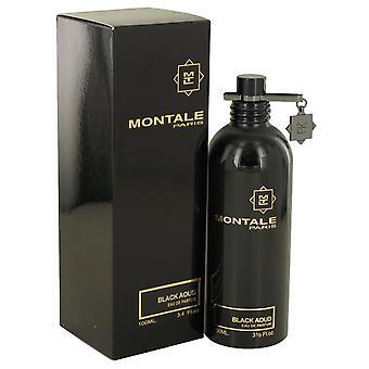 Montale Black Aoud Eau De Parfum Spray (Unisex) von Montale 3.4 oz Eau De Parfum Spray