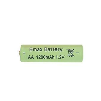 3X Aa Size Bmax 1200 Mah Rechargeable Batteries