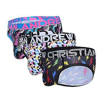 Andrew Christian - The Gunderwear Collection 3-pack slip | Heren Ondergoed | Heren Slip