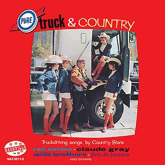 Pure Truck & Country - Pure Truck & Country [CD] USA import