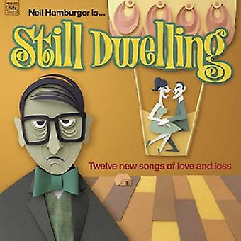 Neil Hamburger - Still Dwelling [CD] USA import