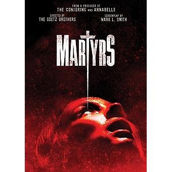 Martyrs [DVD] USA import