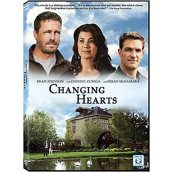 Changing Hearts [DVD] USA import