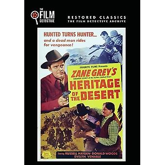 Heritage of the Desert [DVD] USA import