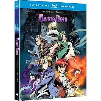 Divine Gate: The Complete Series [Blu-ray] USA import