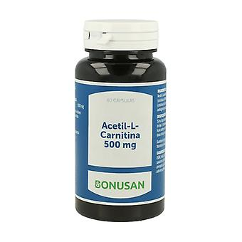 أسيتيل ل Carnitine 60 كبسولات من 500mg
