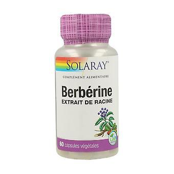 Berberine 60 capsules