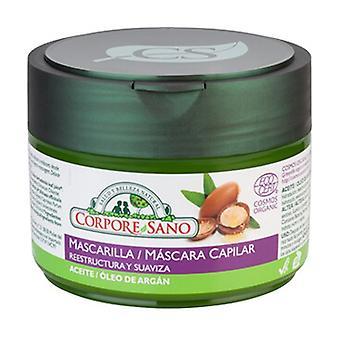 Organic Argan Oil Hair Mask 250 ml