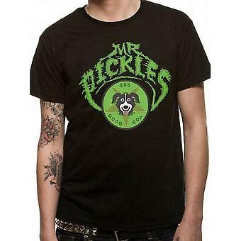 Mr Pickles Unisex Adults Logo Design T-shirt