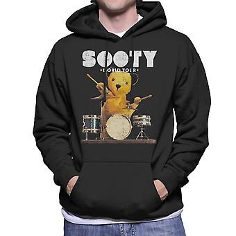 Sooty World Tour Drums Men's Hooded Sweatshirt