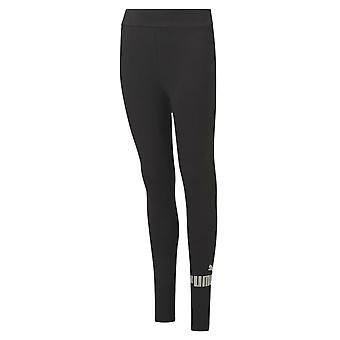 Puma Girls Essential Graphic Legging