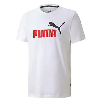 プーマ Ess 2 コル ロゴ ティー 58371402 ユニバーサル オールイヤー メンズ Tシャツ