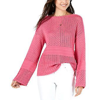 Stil og co | Patchwork-Stitch Hæklet Sweater