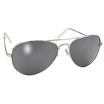 Pazifikküste 80010 Kickstart Aviator Silber Spiegel