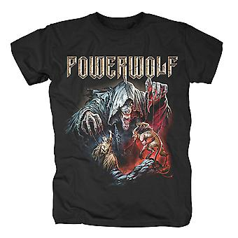 Powerwolf Het Sacrament van Zonde T shirt