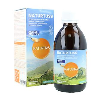 Naturtuss adult syrup cough 250 ml