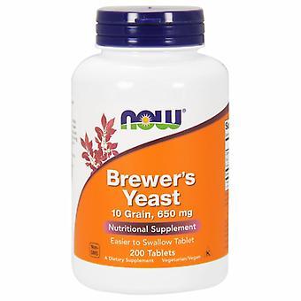 Nyt Foods Brewers Hiiva, 650 mg, 200 Tabs