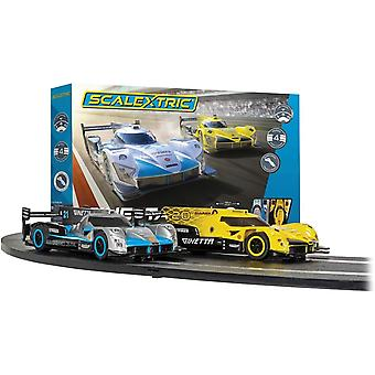 Scalextric C1412M Ginetta Racers Set - Analogue