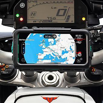 Apple iphone 11 vedenpitävä tapauksessa moottoripyörä ohjaustanko mount