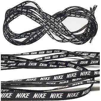 Unisex Sko Blonder Svart Med Nike Logo