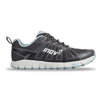 Inov8 Terraultra 260 mujeres accesorio más ancho y cero gota Trail Running zapatos gris/azul gris