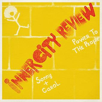 Inner City Review [Vinyyli] Usa tuonti