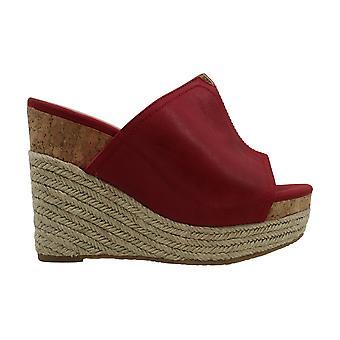 Adrienne Vittadini Womens Cherli Open Toe Casual Platform Sandals