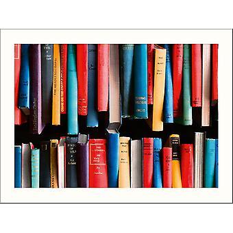 Fablon 45cm x 2m Book Stack FAB11774