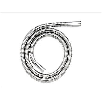 Croydex Stainless Steel Shower Hose Chrome 1.5m AM550441