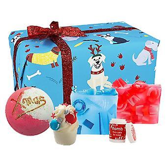 Bomb Cosmetics Santa Paws Gift Box