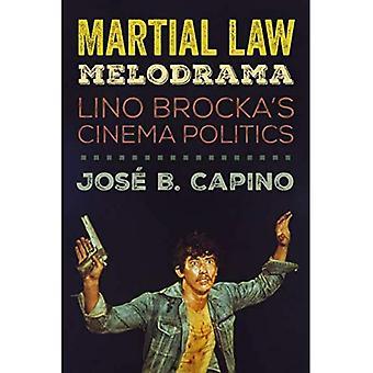 Martial Law Melodrama: Lino� Brocka's Cinema Politics
