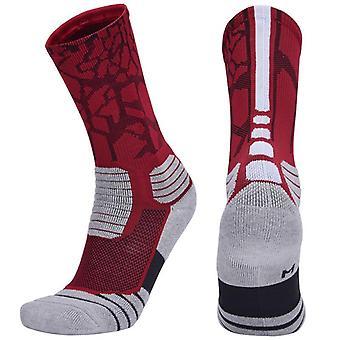 Professional Basketball Socks