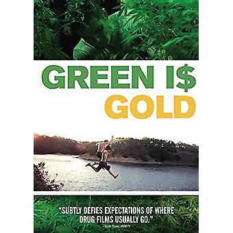 Green Is Gold [DVD] USA import