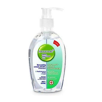 Desinfetante portátil antibacteriano de mão descartável Gel Anti-Bactérias