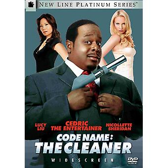 Code Name The Cleaner Movie Poster Print (27 x 40)