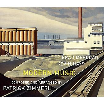Brad Mehldau & Kevin Hays - Modern Music [CD] USA import