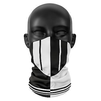 Fulham Fußball Snood Gesichtsmaske Kopf tuch Hals Kopfbedeckung Buff Cover Kopfbedeckung Tube