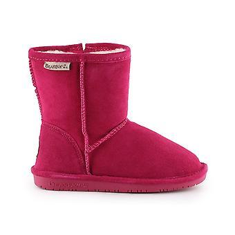 ベアポーエマ幼児ジッパー608TZ671ユニバーサル冬の幼児靴