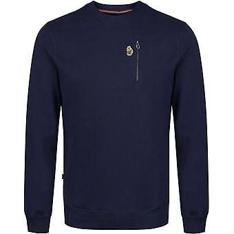 Luke 1977 Paris 2 Sweatshirt Navy 56