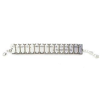 Be Yourself Bracelet #7540a